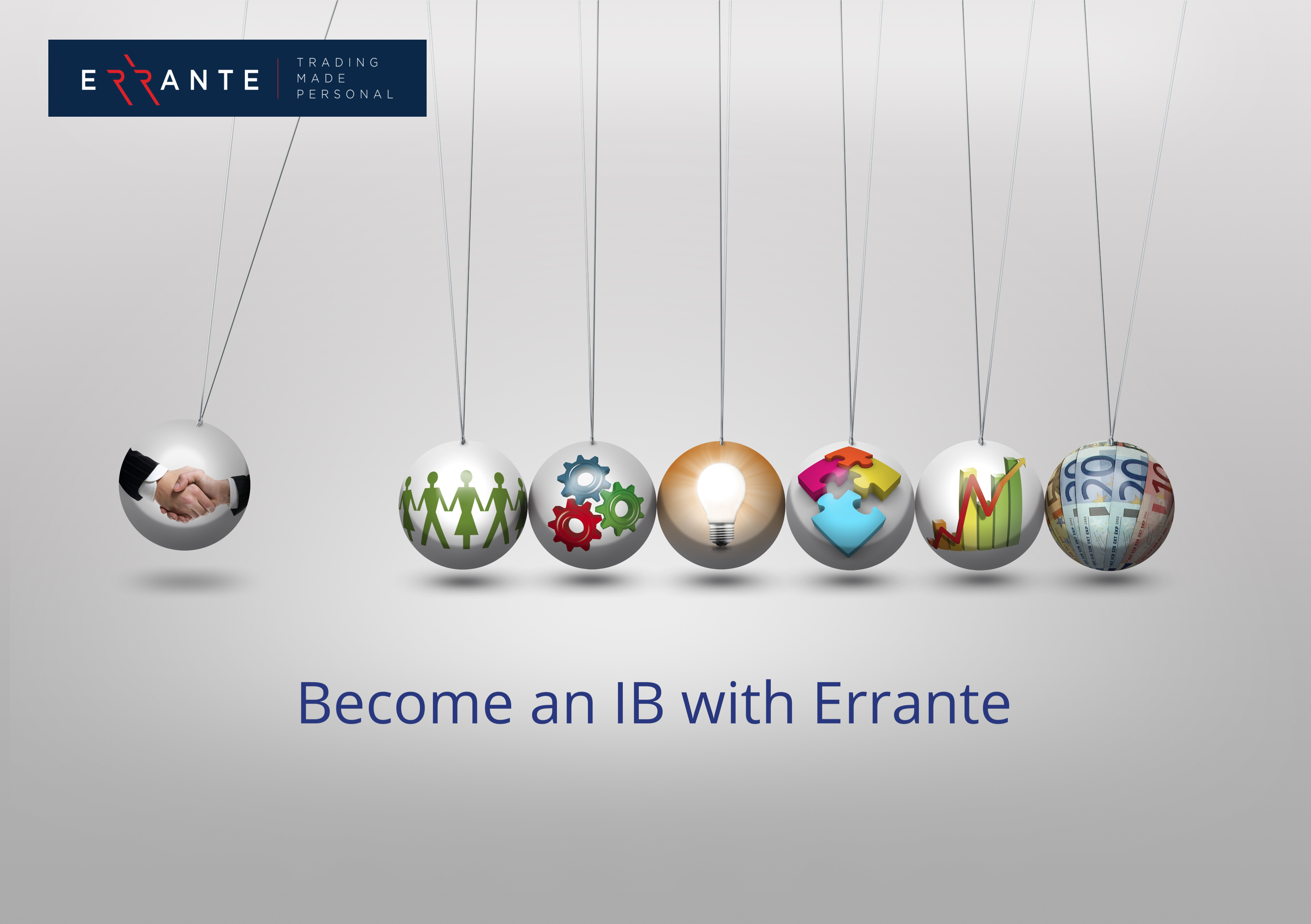 Become an IB with Errante