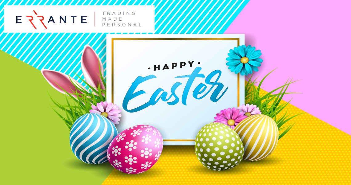 Errante Easter Holidays Trading Schedule 2020