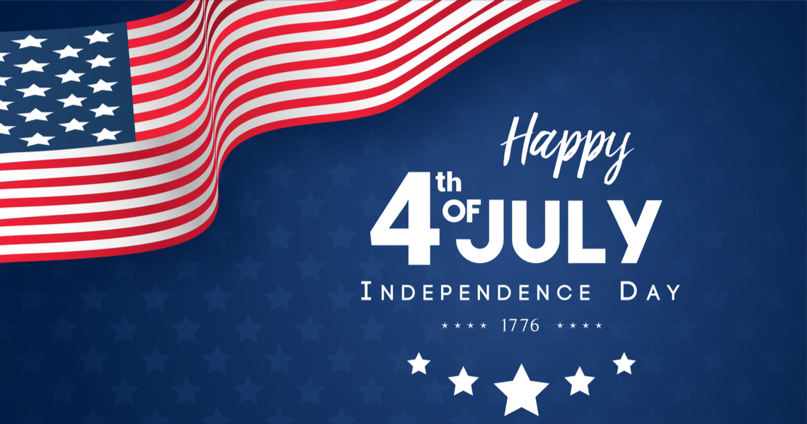 Errante US Independence Day Trading Schedule 2020